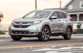 2017 Honda CR-V против 2017 Toyota RAV4: Какой кроссовер лучше