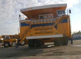 450-тонник БелАЗ установил мировой рекорд в перевозке грузов