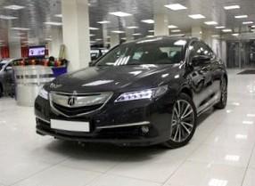 Acura TLX 2.4: Редкий вид