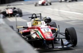 """Алешин выиграл """"Трофей"""" первого этапа немецкой Формулы-3"""