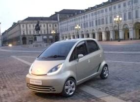 Американская версия Tata Nano будет стоить в четыре раза дороже индийской
