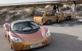 Антикризисный автосалон - Франкфурт 2009