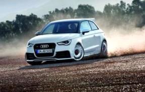 Audi A1: полный привод и 256 «лошадей»