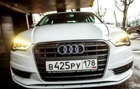 Audi A3: Традиционное исполнение