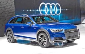 Audi A4 (Новый)