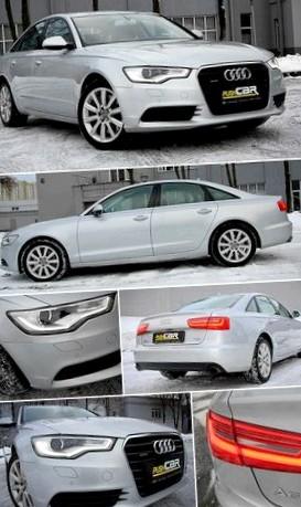 Audi A6: Фибоначчи