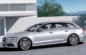 Audi A6 (Новый)