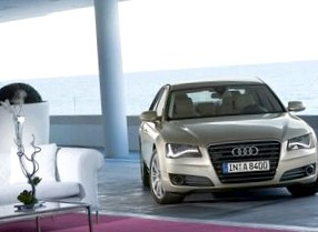 Audi A8 4.2 TDI (Монстр с мягкими манерами)