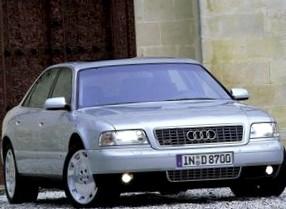 Audi A8 и A8 L 6,0 quattro