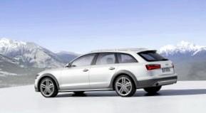 Audi Allroad Quattro 3,2 (Как проехать на рынок?)