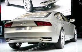 Audi может разработать минивэн и скутер