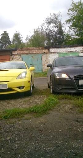 Audi TT 3.2 DSG. Тест-драйв для истинных фанатов.