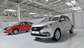 АвтоВАЗ рассказал о модификациях Lada Vesta