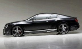 Bentley Continental GTC (Эхо Англо-бурской войны)