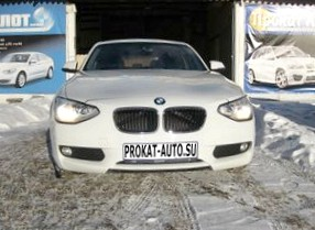 BMW 116i: Вождение в удовольствие