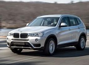 BMW X3 xDrive 20i: Кроссовер – лидер