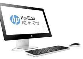 Большие возможности моноблоков HP