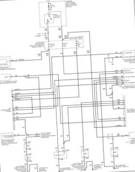 Бортовой компьютер для автомобиля — схема