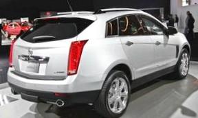 Cadillac SRX (Большому SRX – большой мотор)