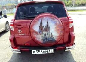 Чепионат по автозвуку в Волгораде 2010