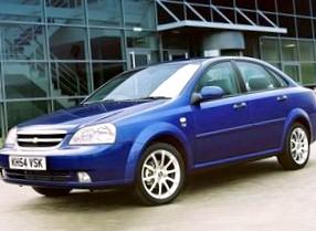 Chevrolet Lacetti - освети свой жизненный путь