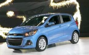 Chevrolet Spark. Обзор