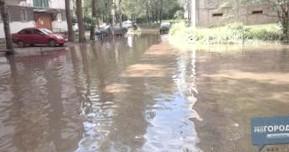 Что делать если Ваш автомобиль попал в наводнение