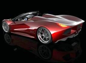 Dagger GT - новый американский суперкар