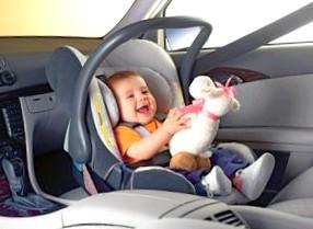Детское автокресло - максимальная безопасность ребёнка