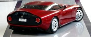 Dodge Viper переделали в Alfa Romeo