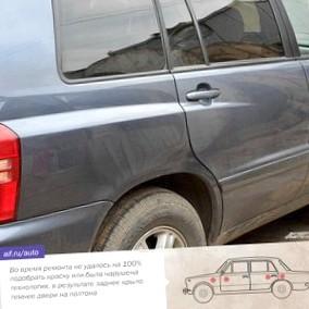 Досмотр и осмотр машины – есть ли разница?