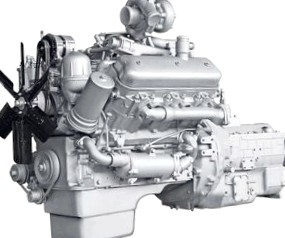 Двигатели грузовиков
