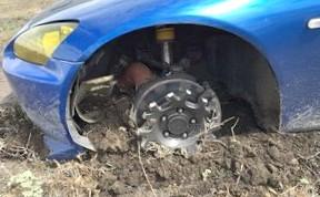 Если отвалилось колесо...