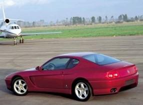 Ferrari 456 (Ferrari меняет стиль)