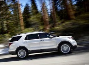 Ford Explorer: Не тот, что прежде