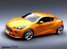Ford готовит спорт купе на базе Focus