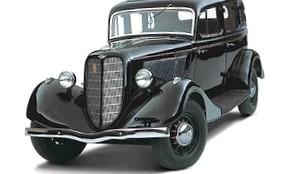 «ГАЗ-А» - первый автомобиль Горьковского автозавода
