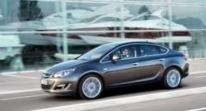 General Motors будет производить Opel Astra в кузове седан на заводе в Петербурге