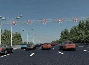 ГИБДД изучает возможность повысить скорость на МКАД