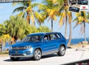 Глава Volkswagen подтвердил выпуск большого внедорожника