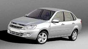 Гоночная Lada Granta будет стоить почти два миллиона рублей