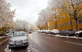Грузовики прогонят из спальных районов Москвы