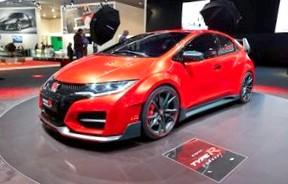 Honda Civic нового поколения представили официально