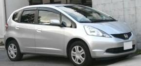 Honda Fit 2001 г.в.