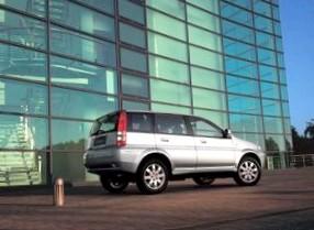 Honda HR-V и Suzuki Grand Vitara (Плюсы внедорожной географии)