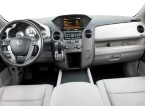 Honda Pilot: Настоящий семейный автомобиль