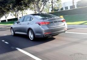 Hyundai Genesis - бизнес-класс по-корейски