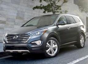 Hyundai Grand Santa Fe — новый семиместный кроссовер от компании Hyundai