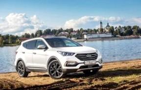 Hyundai Santa Fe Premium: Цель на «премиум»