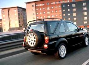История Land Rover (Лэнд Ровер)